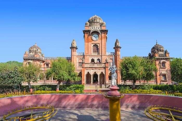 historic landmark of thr city