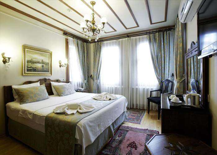 boutique hotel in old istanbul