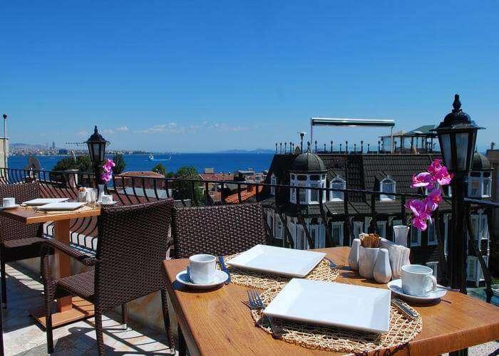 3 star hotel in Istanbul