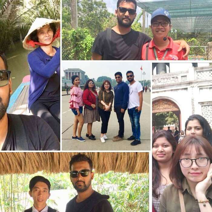 pallavi vietnam family trip: our vietnam guide throughout the journey