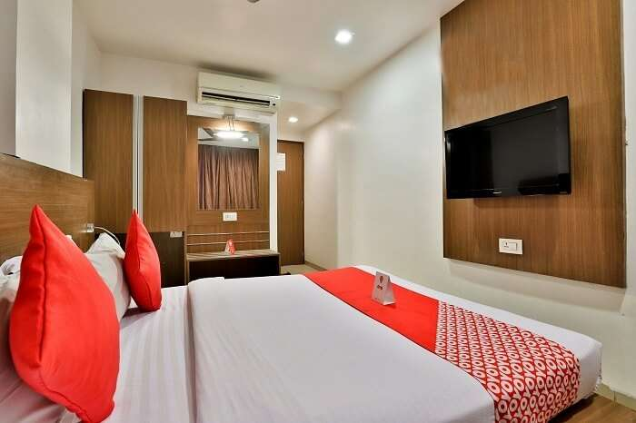 enjoy a comfortable and warm hospitable stay