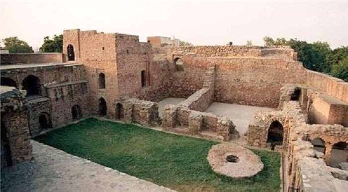 one of the ancient sites in the city