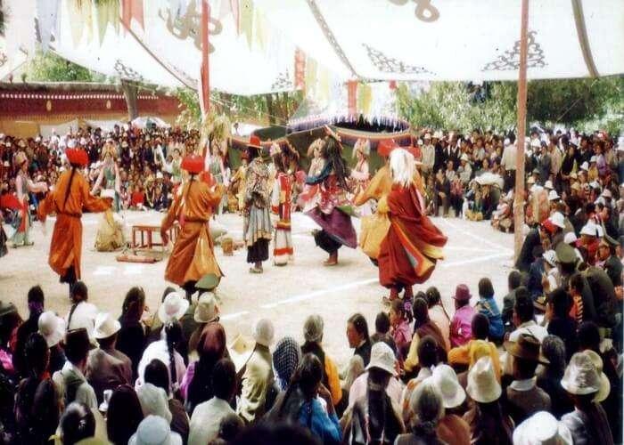 Saga dawa fest gangtok