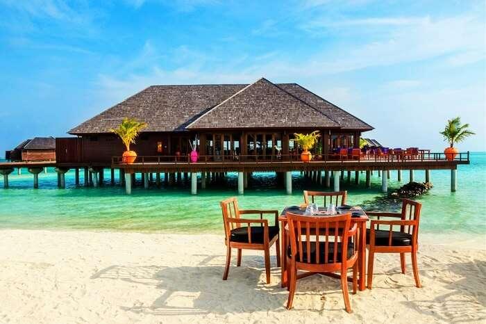 Best restaurants in Bora Bora