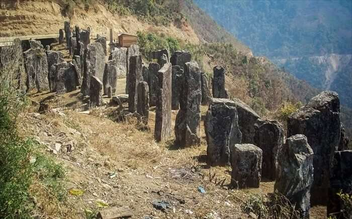 stones of ancient times amid mountains ss01052018