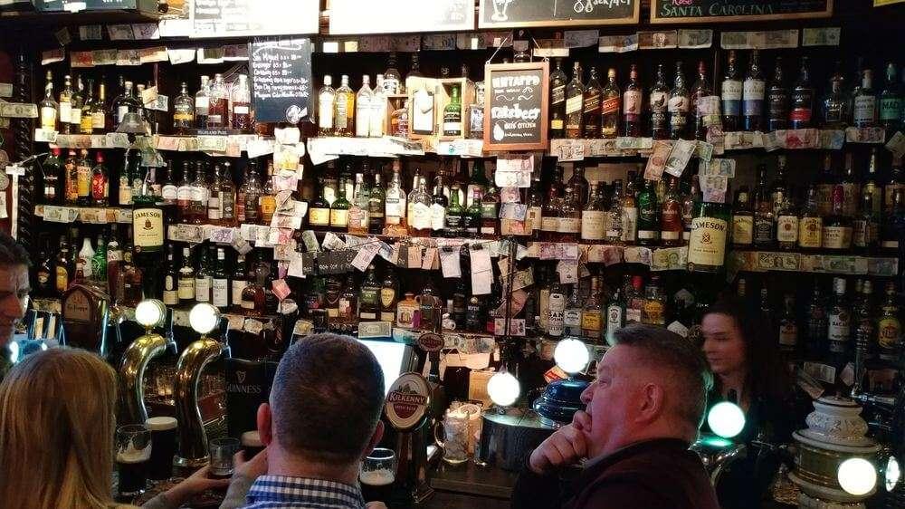 Wirstroms Pub is a family friendly pub