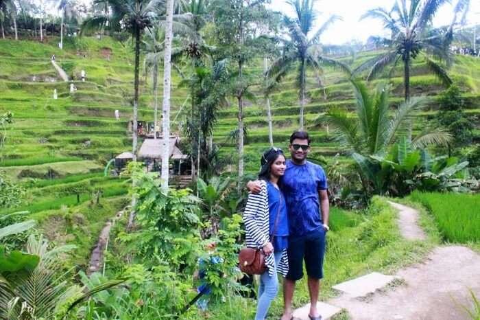 In Bali