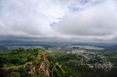 Rajasthan in monsoons