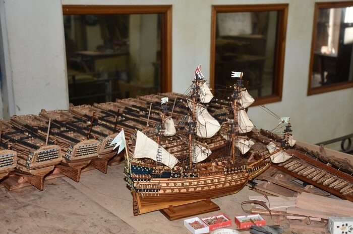 model ship factory mauritius