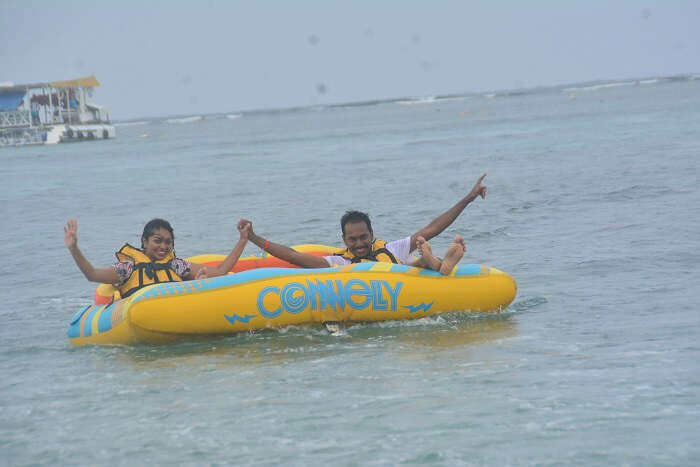 tube boat