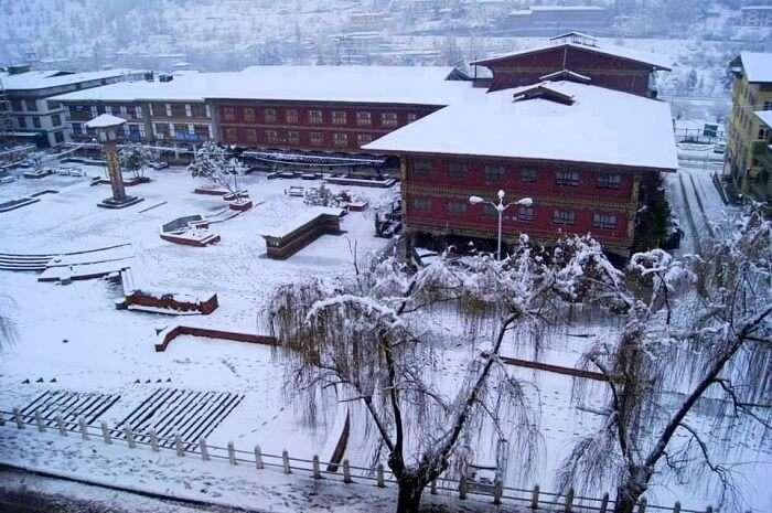 Hotel Shantideva Thimphu