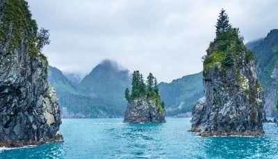 Stunning View of Alaska