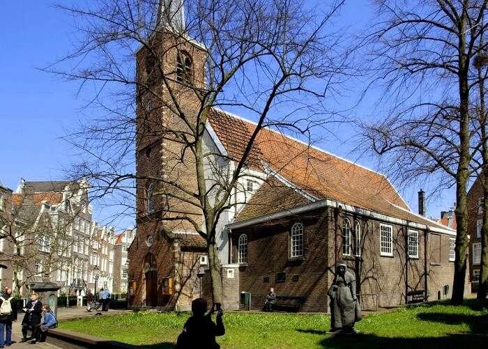 Amsterdam West Church