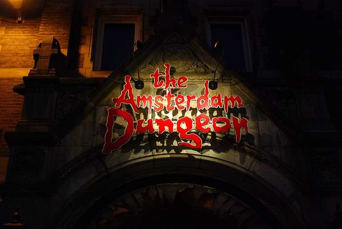 dungeon in amsterdam