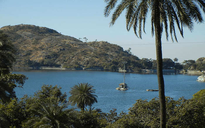 Boating in Nakki Lake