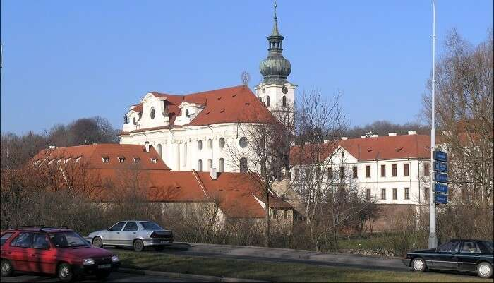 Monasteries in Prague