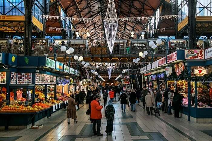 Central Market, Vasarcsarnok