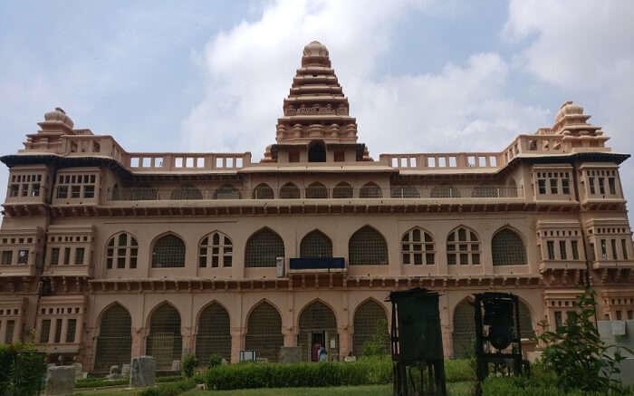 Chandragiri Fort
