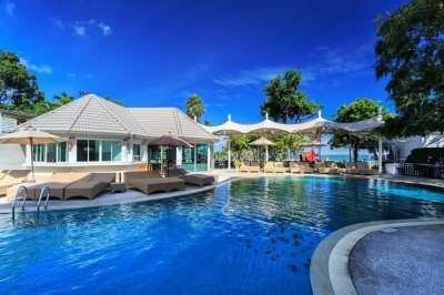 beach resorts in Pattaya