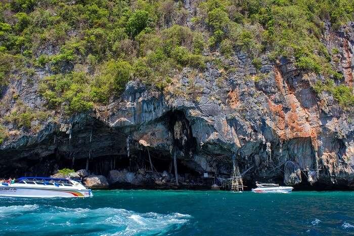 Vikings Cave, Phi Phi Island