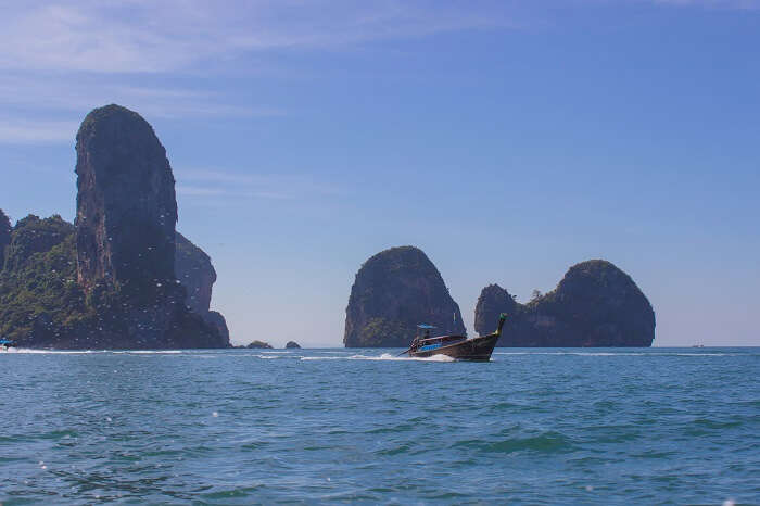 way to Railay Beach