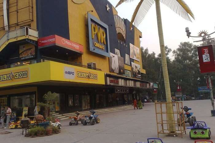 Dona Planet Multiplex Mall