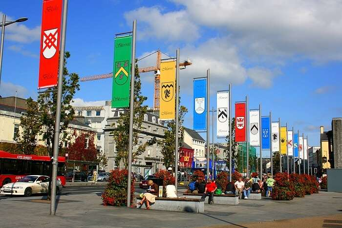 Galway City ireland