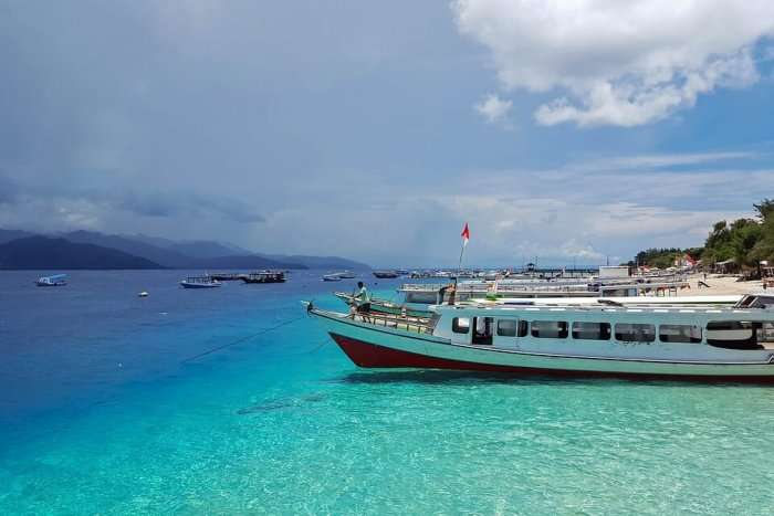 view of gili during daytime