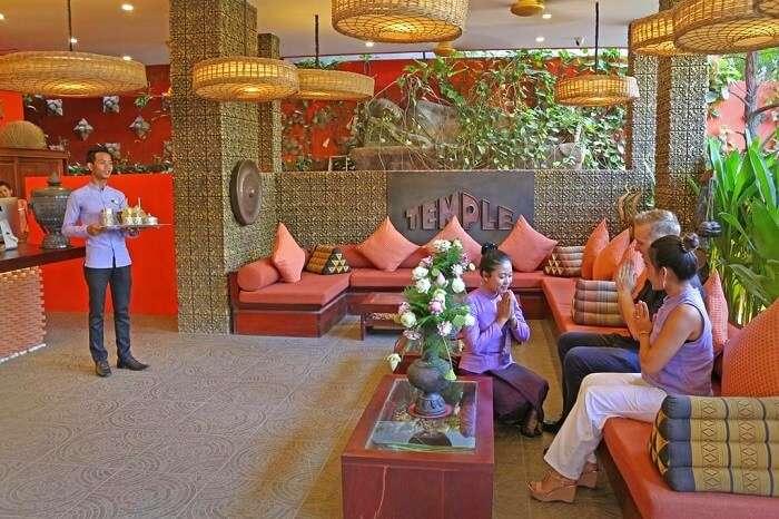 Golden Temple Hotel siem reap