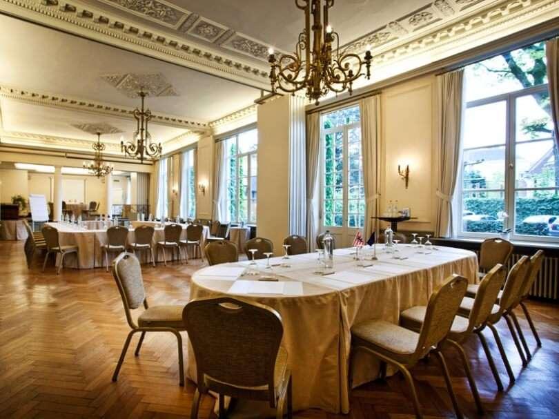 Hotel Navarra in Belgium