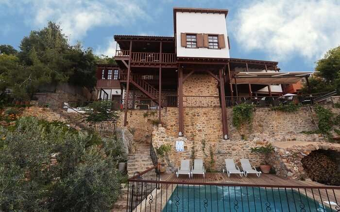 Hotel Villa Turka in Turkey