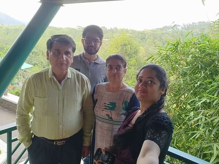 Day tour of Thekkady