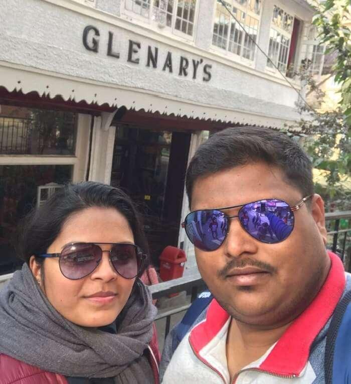 at glenary's