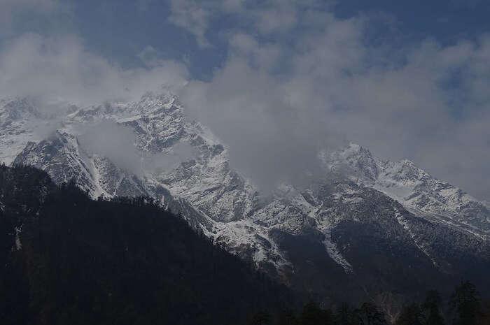 gaurav sikkim travelogue