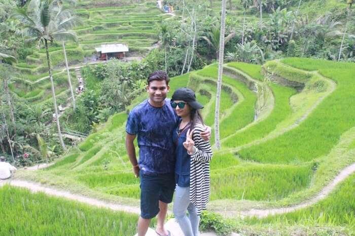 Garden In Bali