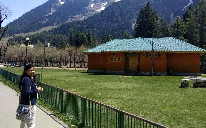 vottage in srinagar
