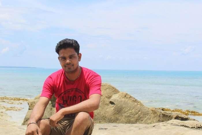 In island beach