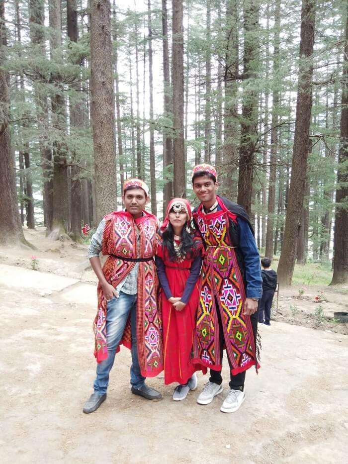 Manali with friends