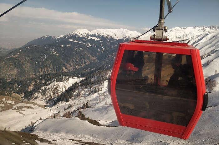 Gondola Cable Ride
