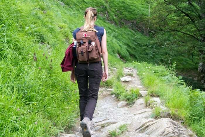 Indulge in trekking