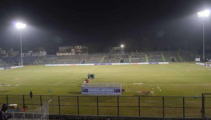 Kanchenjunga Stadium In Siliguri