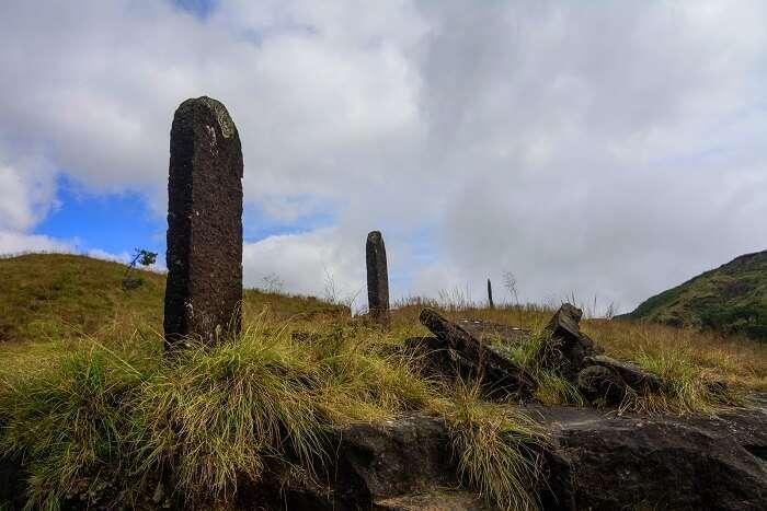 Khasi Monoliths cherrapunji meghalaya