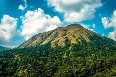 Kudremukh National Park cover