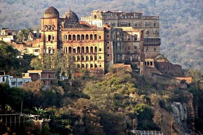 Mubarak Mandi Palace jammu