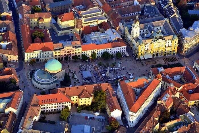 Pecs HUNGARY