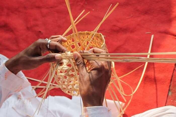 Pragjyoti Assam Emporium guwahati bamboo