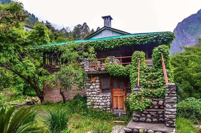 Raju Bharti's Guesthouse