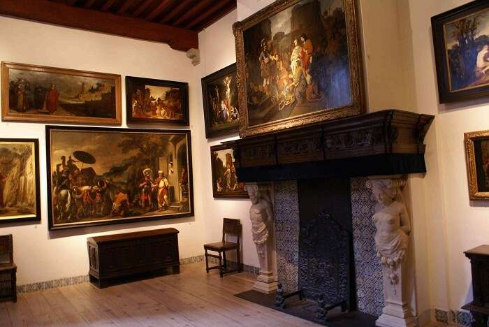 art gallery amsterdam