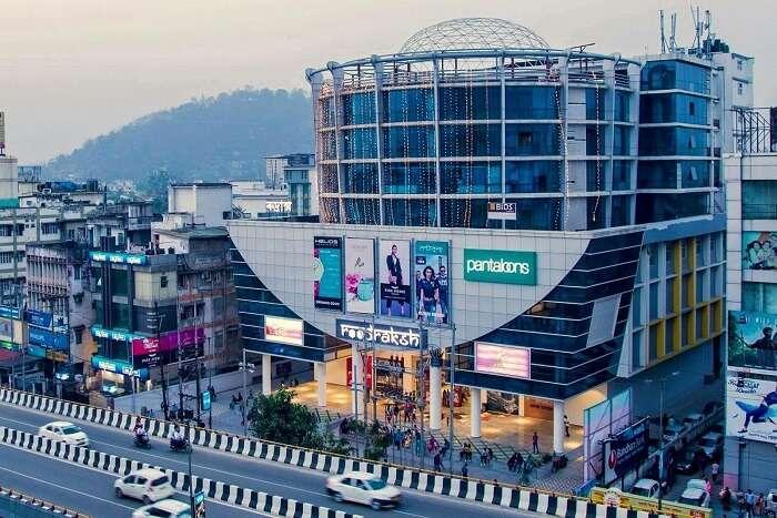 Roodraksh Mall guwahati