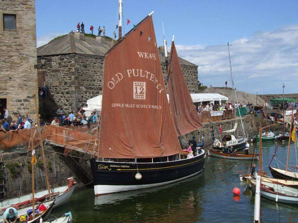 Scottish Traditional Boat Festival
